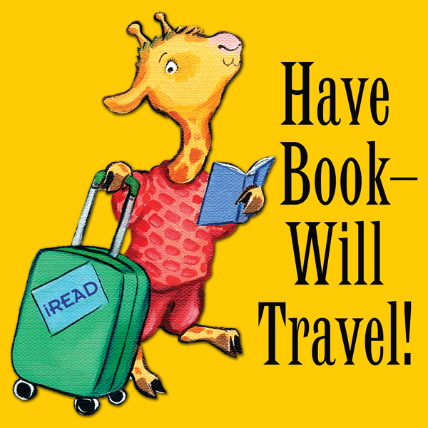Have Work - Will Travel Giraffe